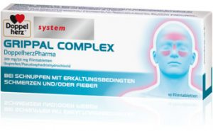 GRIPPAL COMPLEX DoppelherzPharma 200 mg/30 mg