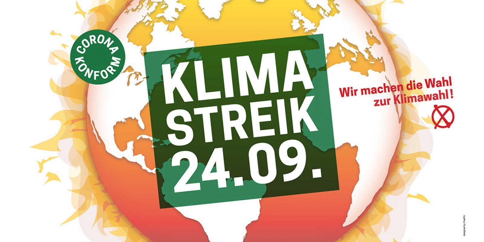 Klimastreik 24.09.