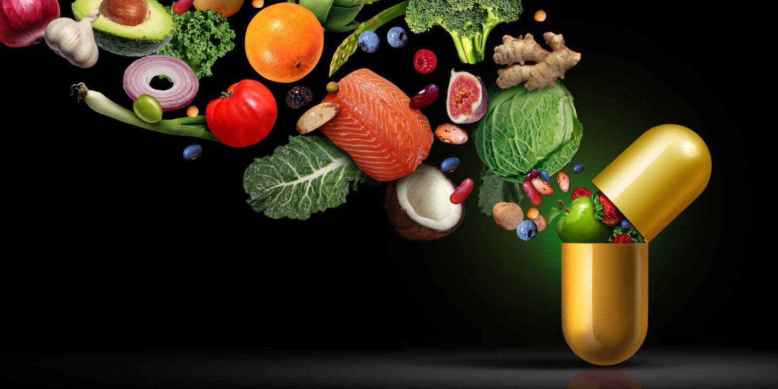 Medikamente und Lebensmittel
