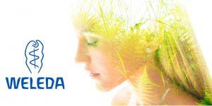 Weleda-Kosmetikaktion in der Sonnen-Apotheke, Bergkamen