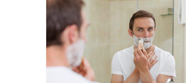Der Bart und die FFP2-Maske vertragen sich nicht