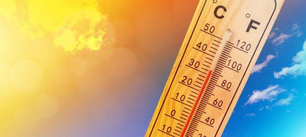 Extreme Hitze und Gesundheitseffekte