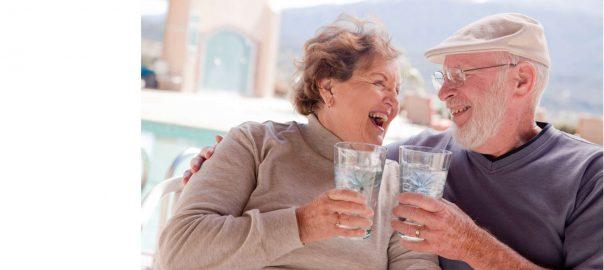 Senioren bleiben länger jung