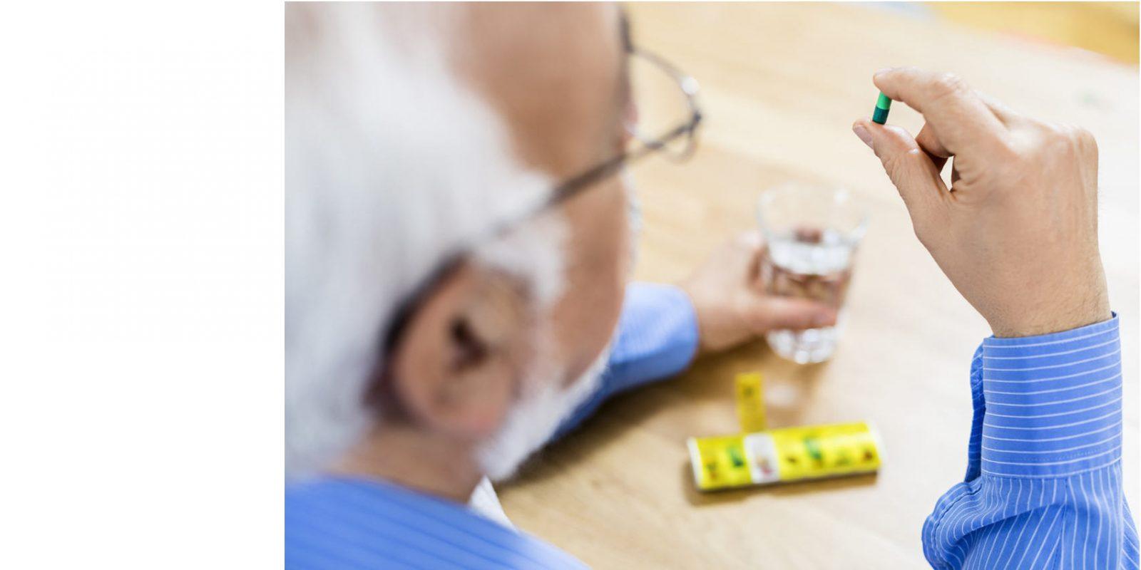 Medikamente leichter einnehmen
