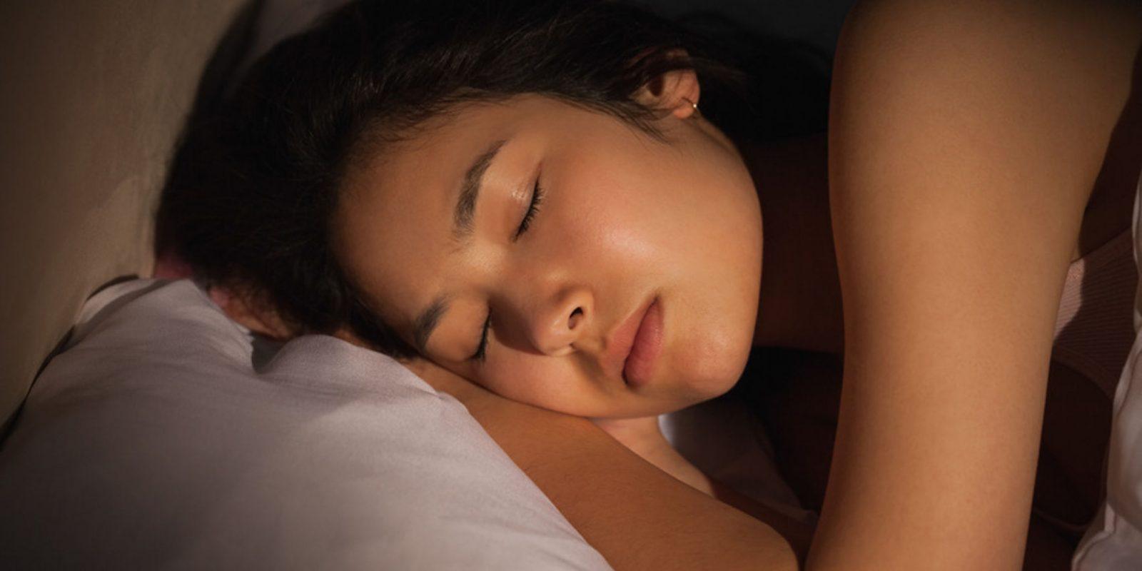Melatonin als Einschlafhilfe?