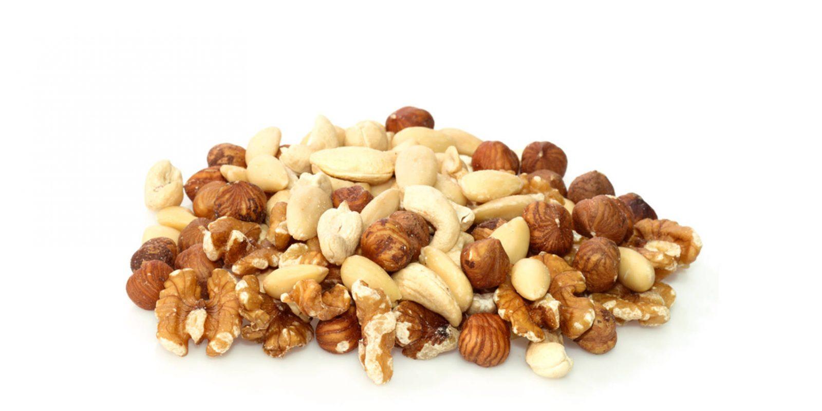 Nüsse: Gesunde Kalorienbomben