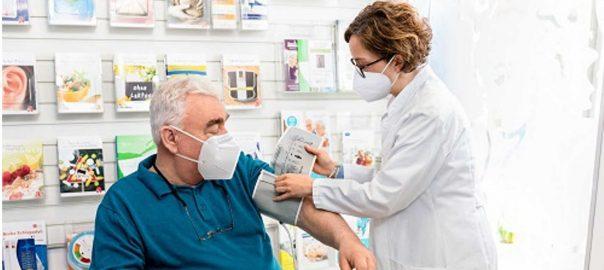 Gesundheitsprävention in Apotheken