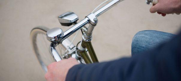 Sicheres Radfahren im Alter
