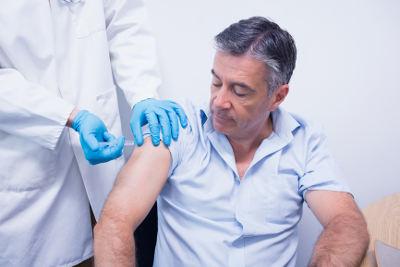 Gruppeschutzimpfung