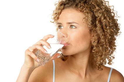 Trinken bei einer Blasenentzündung