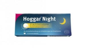 Hoggar Night 25mg bei Schlafstörungen