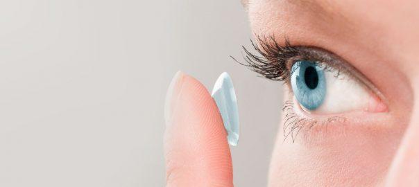 Bei Fieber keine Kontaktlinsen tragen