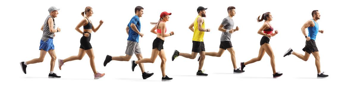Laufen: 10 km unter 60 Minuten | Kosteloser Trainingsplan