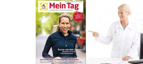 Mein Tag: das Kundenmagazin der Sonnen-Apotheke in Bergkamen und der Versandapotheke 1-Apo.de