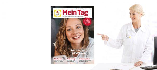 Kundenmagazin Mein Tag aus der Sonnen-Apotheke, Bergkamen