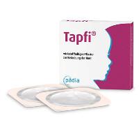 Tapfi 25 mg/25 mg – wirkstoffhaltiges Pflaster (Pädia): bei Erwachsenen, Kindern und Jugendlichen zur Oberflächenanästhesie